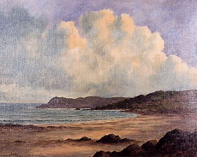 THE DOOKS, COUNTY KERRY by Douglas Alexander sold for �3,174 at Whyte's Auctions