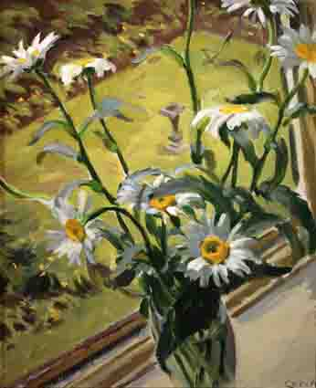 MARGUERITES by William John Leech sold for �70,000 at Whyte's Auctions