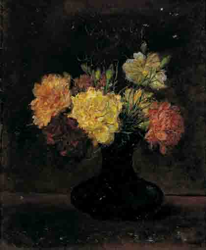 CARNATIONS by Hans Iten sold for �5,000 at Whyte's Auctions
