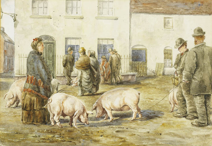 PIG FAIR at Whyte's Auctions