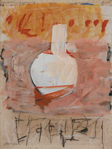WHITE OBJECT III, 2000 by Basil Blackshaw sold for �16,000 at Whyte's Auctions