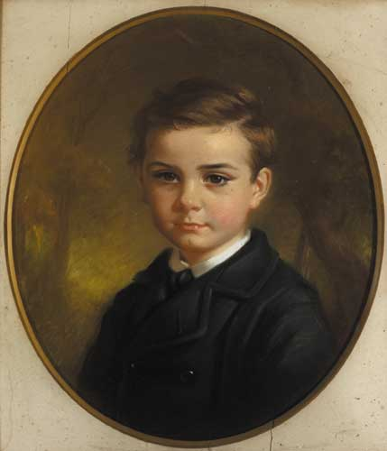 JOHN WILLIAM GRIFFITH by Margaret Allen sold for �3,400 at Whyte's Auctions