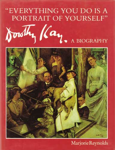 "Marjorie Reynolds, ""Everything You Do is a Portrait of Yourself"", Dorothy Kay: A Biography by Dorothy Kay sold for �200 at Whyte's Auctions"
