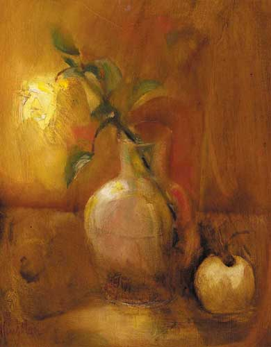 YELLOW ROSE by Richard Kingston sold for �2,600 at Whyte's Auctions