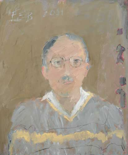MR PATTERSON'S SATURDAY, 2001 by Basil Blackshaw sold for �18,000 at Whyte's Auctions