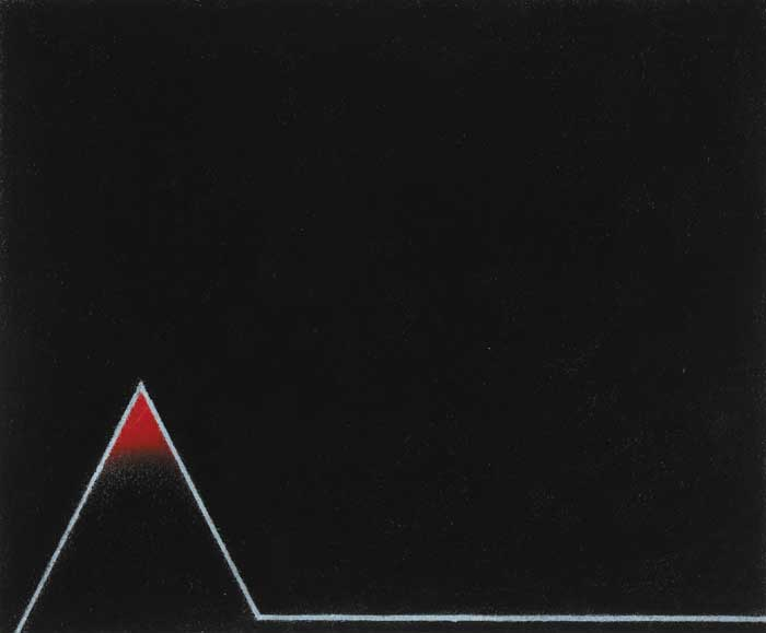 PEAK III by Cecil King sold for �2,600 at Whyte's Auctions
