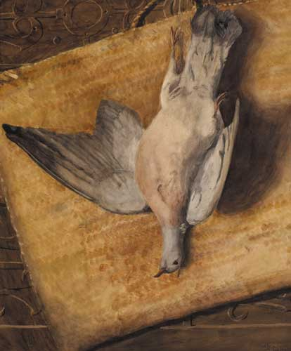 STILL LIFE WITH DOVE by Eileen Frances Ayrton (fl. 1927-76) (fl. 1927-76) at Whyte's Auctions