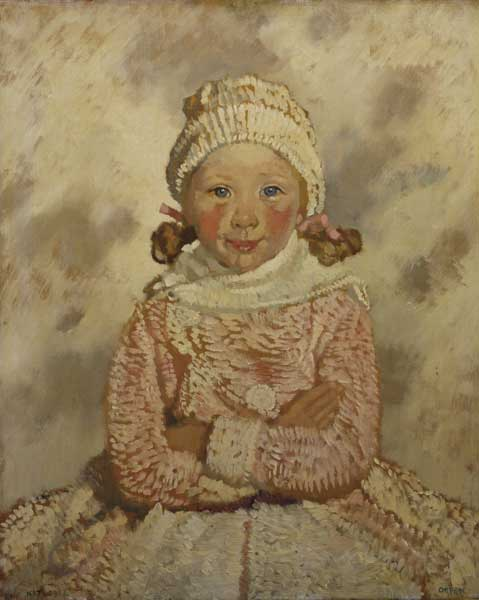 PORTRAIT OF KIT, 1912 by Sir William Orpen sold for �70,000 at Whyte's Auctions