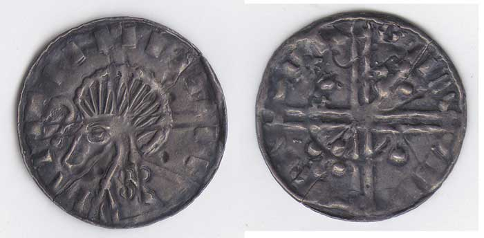 Viking Dublin: An Hiberno Norse silver penny at Whyte's Auctions