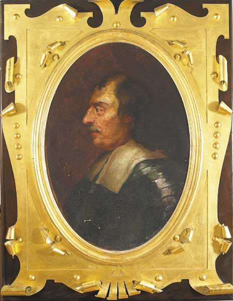 PROFILE PORTRAIT OF OLIVER CROMWELL (1599-1658) at Whyte's Auctions