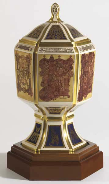 The Columba Chalice - Limited edition by Mason's Ironstone at Whyte's Auctions