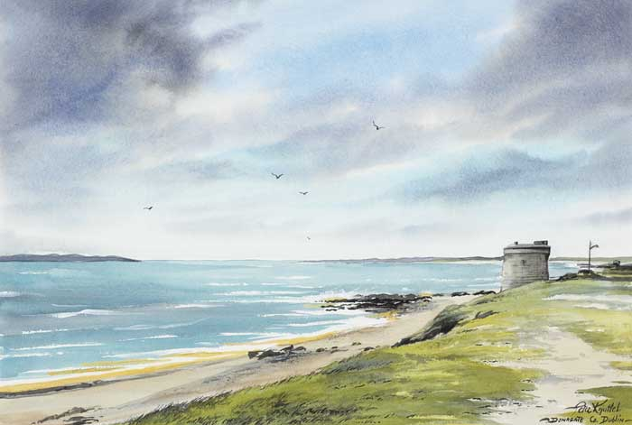 DONABATE, COUNTY DUBLIN by Peter Knuttel sold for �260 at Whyte's Auctions