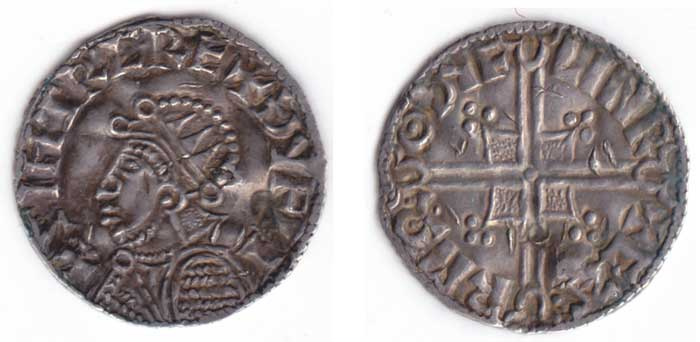 Hiberno Norse. Phase I. Silver penny. at Whyte's Auctions