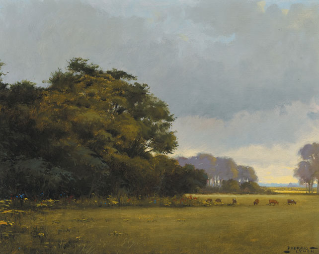 BRANNIGAN'S FIELD, 1989 by Padraig Lynch (b.1936) at Whyte's Auctions