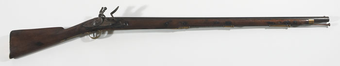 1813: Third pattern 'Brown Bess' musket at Whyte's Auctions