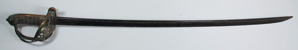 1840s: British East India Company infantry officer's sword at Whyte's Auctions