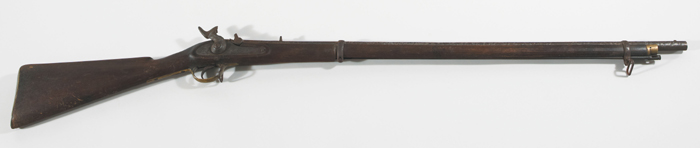 1857: P53 Enfield Rifle Musket at Whyte's Auctions
