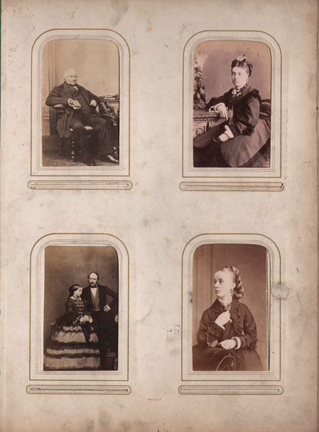19th Century: Irish carte de visite photograph collection at Whyte's Auctions