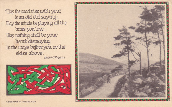 19th-20th Century: Large collection of postcards including Irish topographical interest at Whyte's Auctions