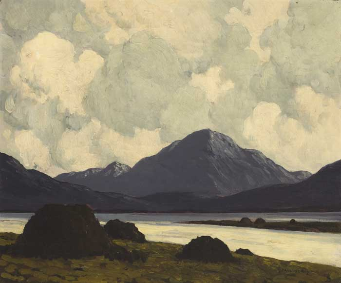 ALTAN LOUGH, DONEGAL c.1933-34 by Paul Henry RHA (1876-1958) RHA (1876-1958) at Whyte's Auctions