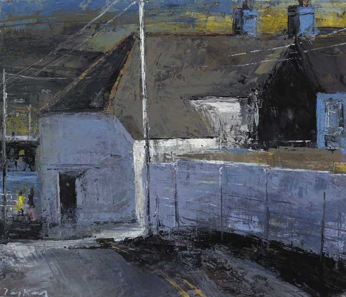PORTMAGEE, COUNTY KERRY by Donald Teskey sold for �4,200 at Whyte's Auctions
