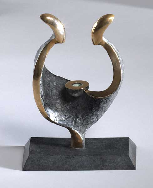 LOVING CUP, 2001 by Sandra Bell (b.1954) at Whyte's Auctions