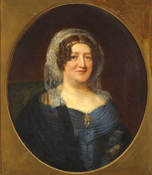 PORTRAIT OF LADY ELIZABETH PACK, c.1850s at Whyte's Auctions