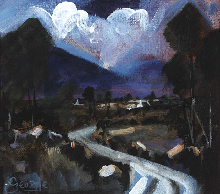 LANDSCAPE II by George Dunne  at Whyte's Auctions