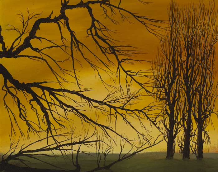 MORNING MIST, 2004 by Maurice Quillinan (b.1961) at Whyte's Auctions