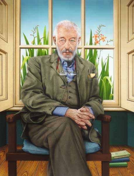 J.P. DONLEAVY, 2006 by Robert Ballagh (b.1943) (b.1943) at Whyte's Auctions