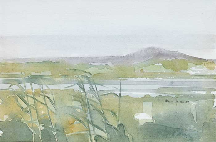 REEDS AT LAGG V, 1985 by Denise Ferran  at Whyte's Auctions