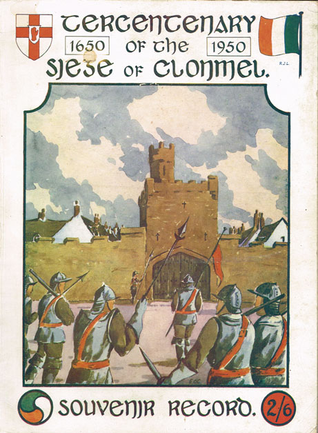 1950: Siege of Clonmel Commemoration Tercentenary Souvenir Record at Whyte's Auctions