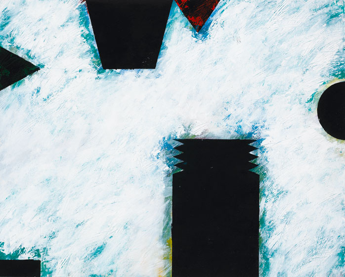 STUDY 90, 1990 by Samuel Walsh (b.1951) at Whyte's Auctions