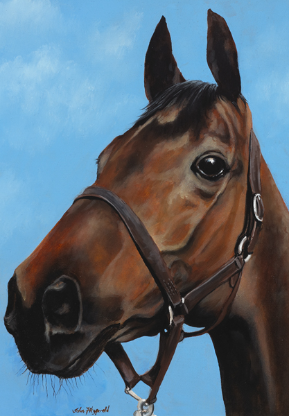 RED RUM by John Fitzgerald  at Whyte's Auctions