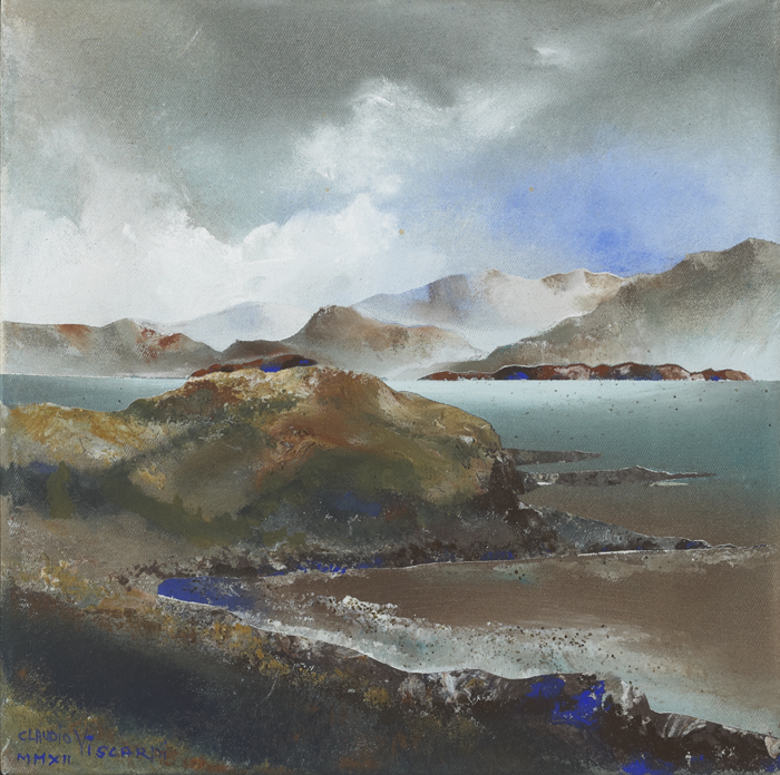 MOODS OF BEARA II by Claudio Viscardi  at Whyte's Auctions