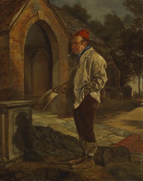 Αποτέλεσμα εικόνας για grave digger painting