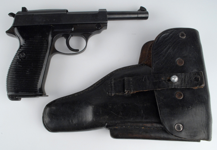 1939-45: German Walther P38 9mm Pistol at Whyte's Auctions