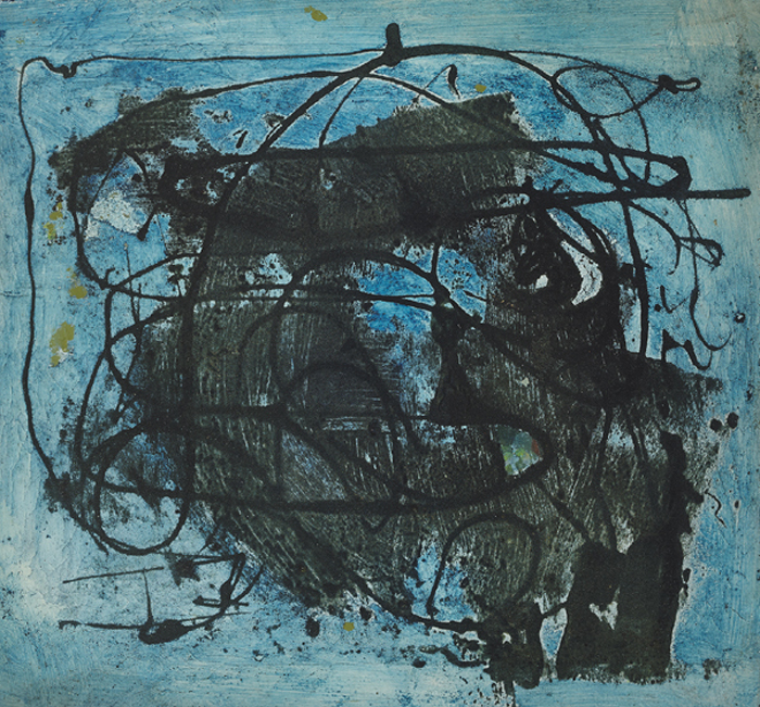 ABSTRACT COMPOSITION by Gerard Dillon (1916-1971) at Whyte's Auctions