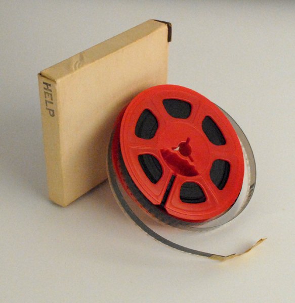 The Beatles: Promotional film reel for the movie Help! <R> at Whyte's Auctions