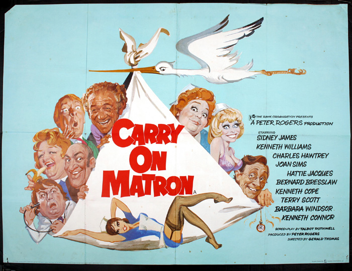 Carry On Matron at Whyte's Auctions   Whyte's - Irish Art ...