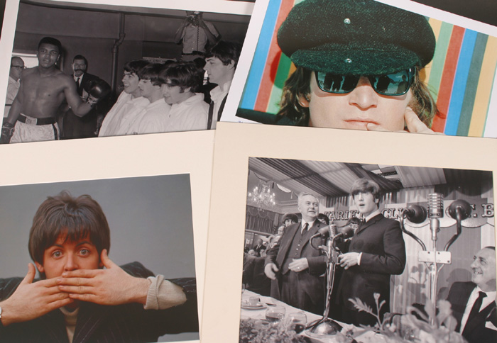 Beatles Photographs at Whyte's Auctions