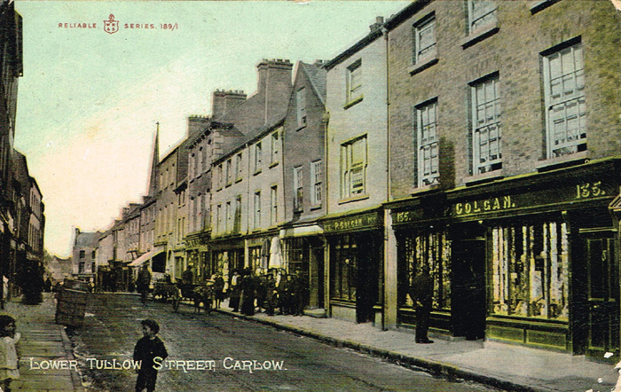 Co. Carlow postcards (32) at Whyte's Auctions