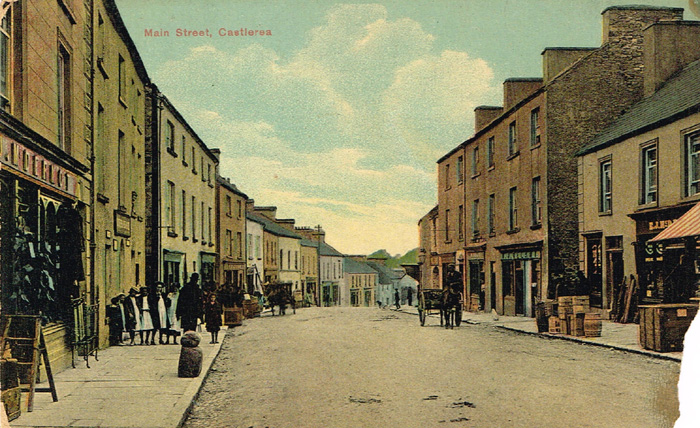 Cavan, Leitrim and Roscommon postcards (19) at Whyte's Auctions