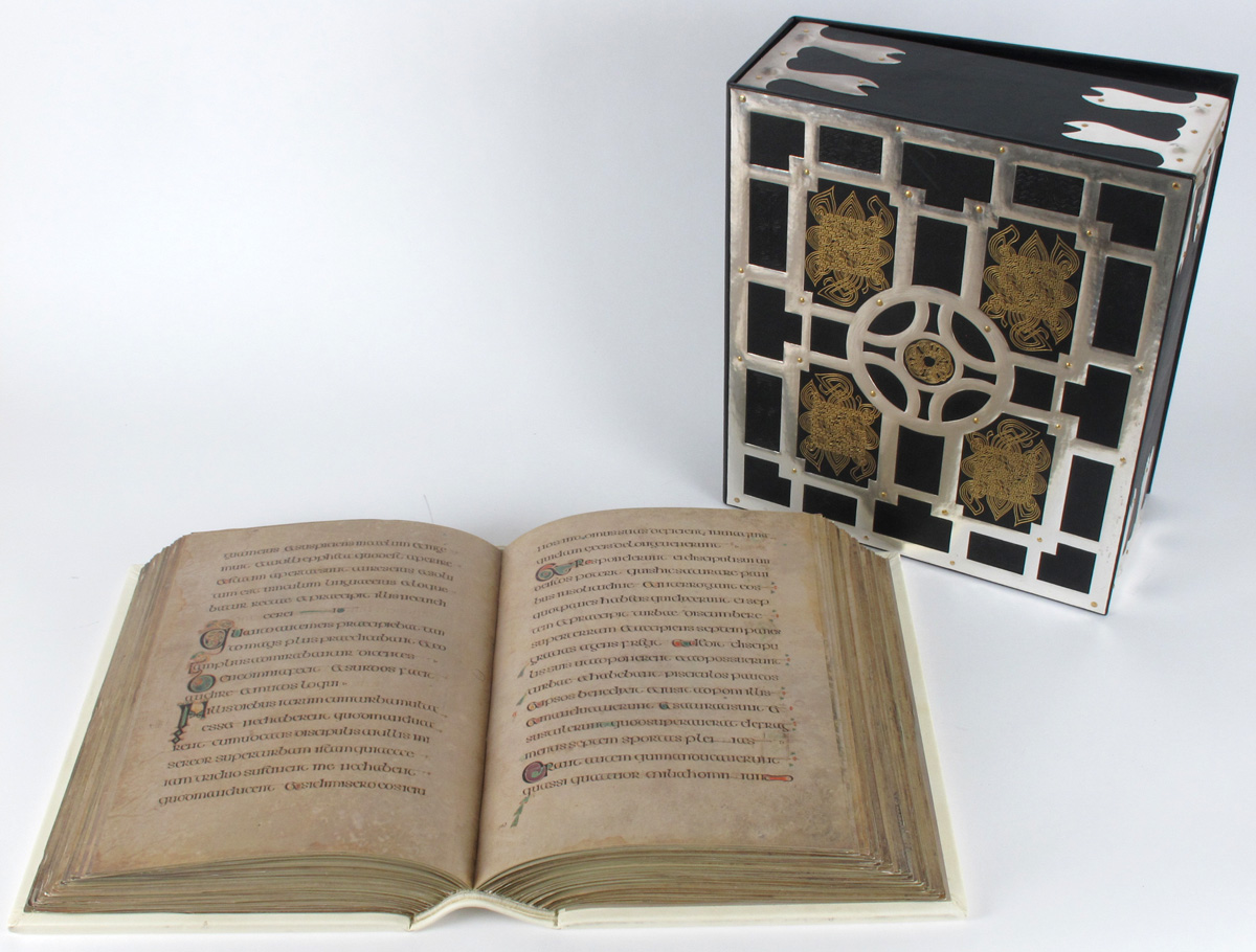 The Book of Kells, a rare Fine Art Facsimile at Whyte's