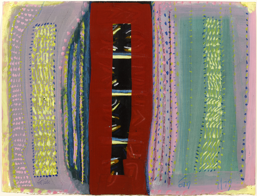 ABSTRACT, 1979 by Tony O'Malley HRHA (1913-2003) at Whyte's Auctions
