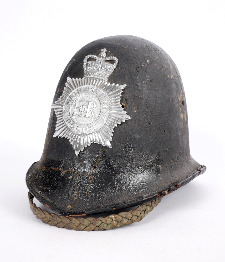 373deafdf68c3 19th century Police helmet. at Whyte s Auctions