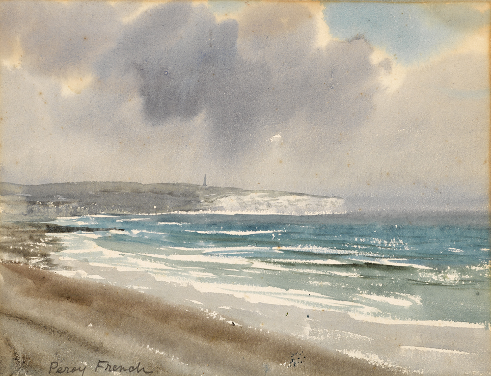 BEMBRIDGE, ISLE OF WIGHT, 1902 by William Percy French (1854-1920) at Whyte's Auctions