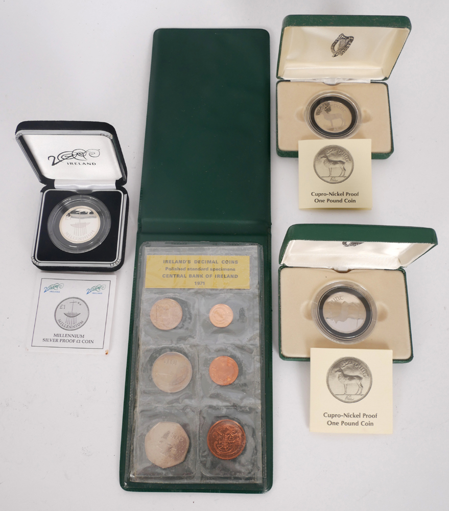 37429d67ab 1971-2000 proof and specimen coins. at Whyte s Auctions