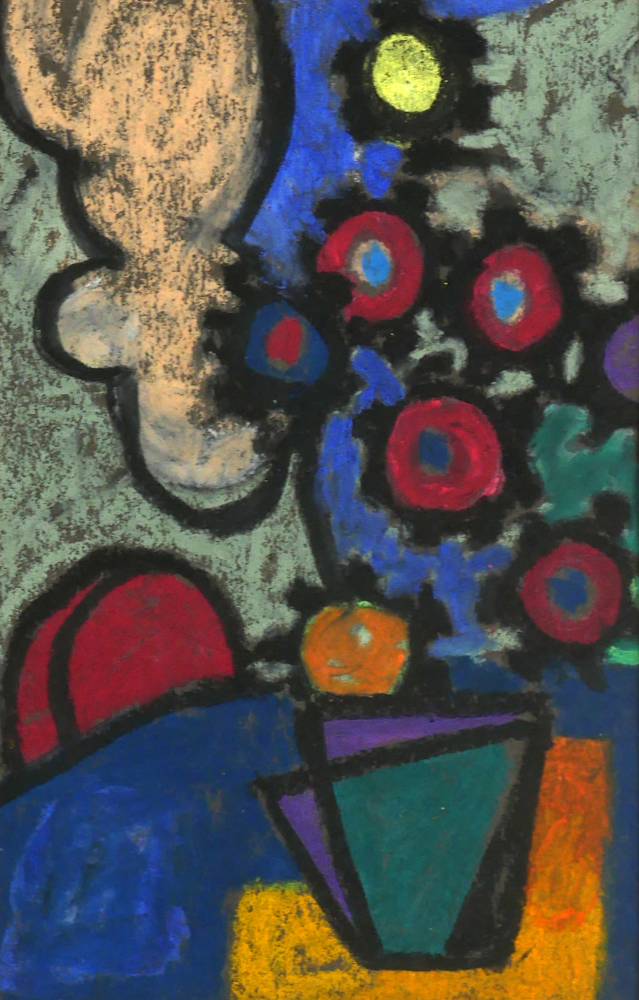 FLOWERS AND SUN by Patrick Pye RHA (b.1929) at Whyte's Auctions