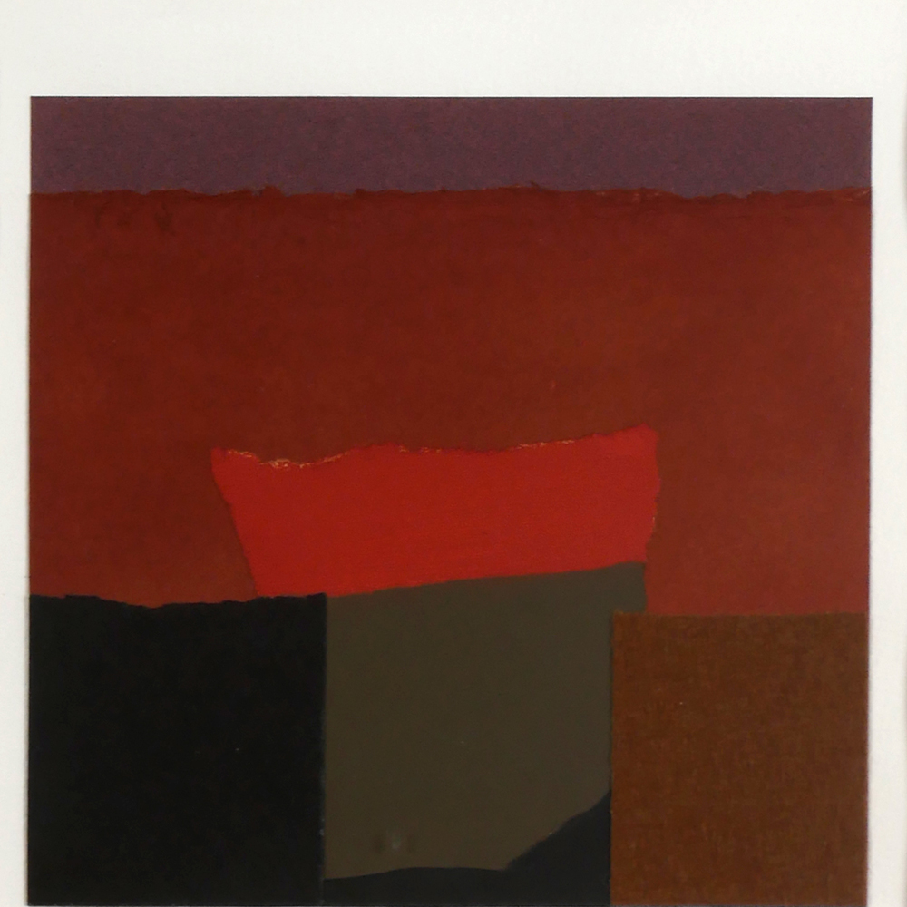 RED GATE, 1985 by James O'Connor (b.1945) at Whyte's Auctions